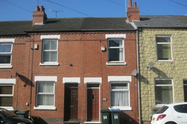 Thumbnail Terraced house to rent in Enfield Road, Stoke, Coventry