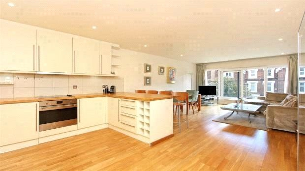 Thumbnail Property to rent in Hereford Road, London