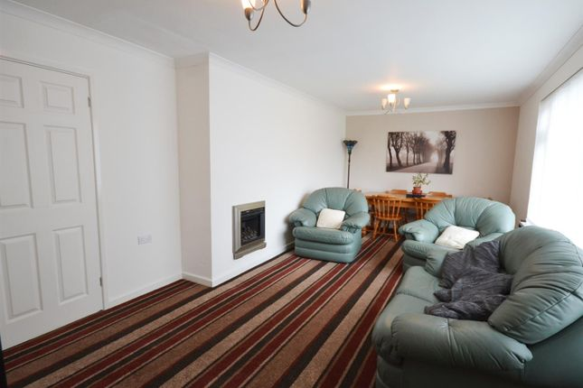 Living Room of Greenhill Crescent, Haverfordwest SA61