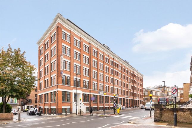 External of The Maple Building, Kentish Town, London NW5