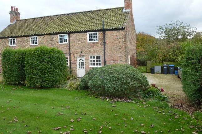 Thumbnail Semi-detached house to rent in Brandsby, York