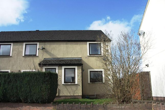 Thumbnail Semi-detached house to rent in Norfolk Place, Penrith