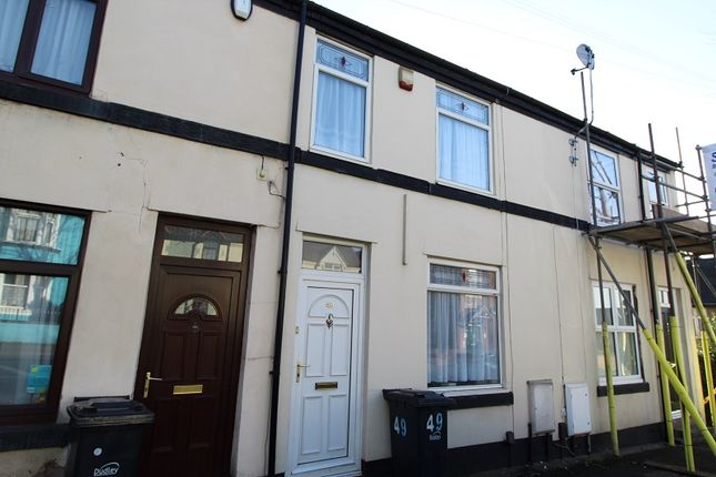 3 bed terraced house to rent in Church Street, Brierley Hill