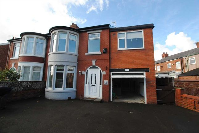 Thumbnail Property to rent in Park Road, Marton, Blackpool