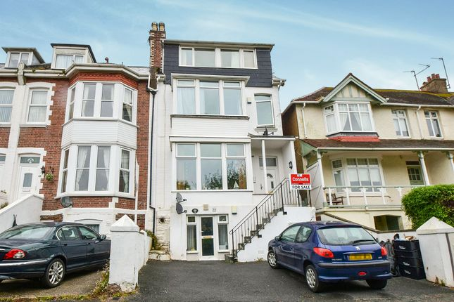 Thumbnail Flat for sale in Youngs Park Road, Paignton