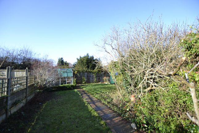 Rear Garden of Fraley Road, Westbury-On-Trym, Bristol BS9