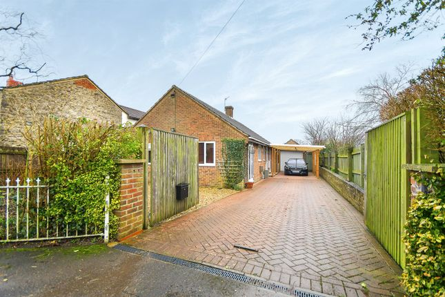 Thumbnail Detached bungalow for sale in Callow Hill, Brinkworth, Chippenham