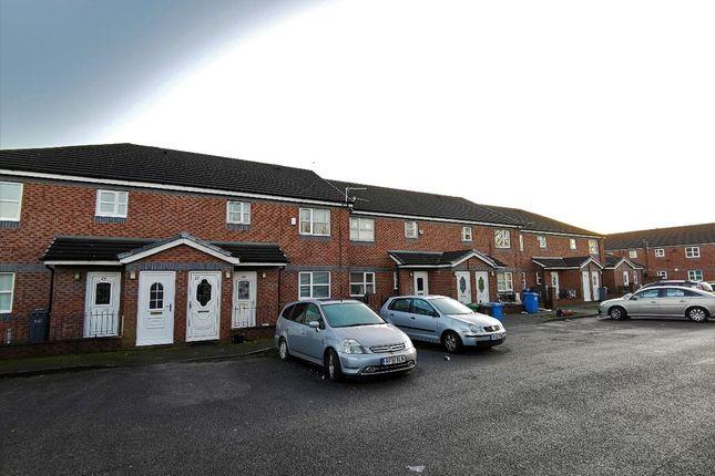 Property Front of Essoldo Close, Gorton, Manchester M18