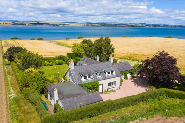 Thumbnail Detached house for sale in Baldovie House, By Montrose, Angus