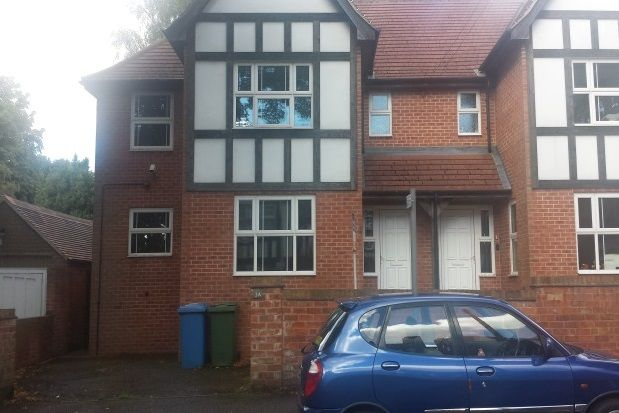 Thumbnail Property to rent in Watson Avenue, Mansfield