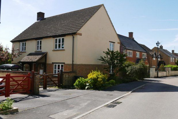 Thumbnail Detached house to rent in Lampreys Lane, South Petherton