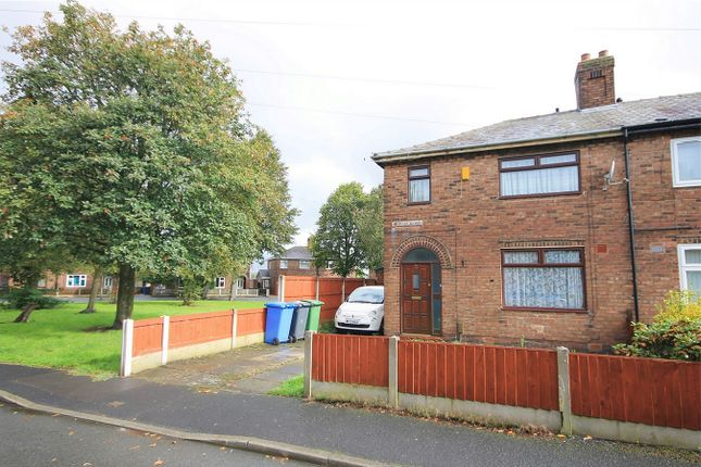 Semi-detached house for sale in Brindley Avenue, Latchford, Warrington