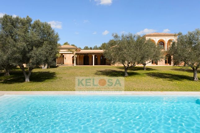 Thumbnail Villa for sale in Puig Den Valls, Santa Gertrudis, Ibiza, Balearic Islands, Spain