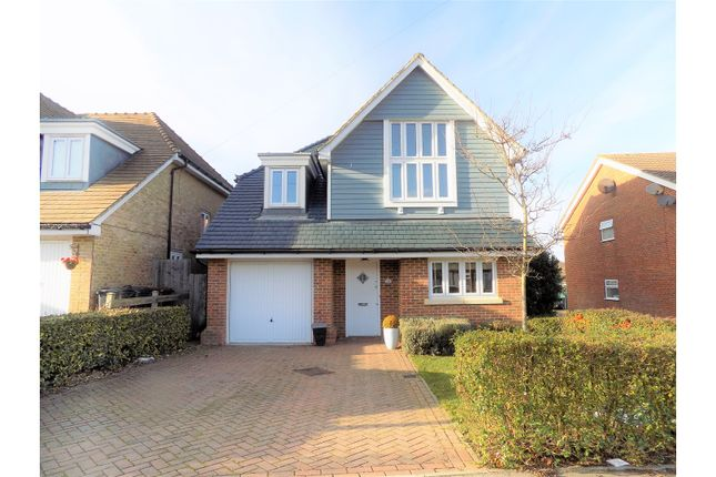 Thumbnail Detached house for sale in Bredhurst Road, Gillingham