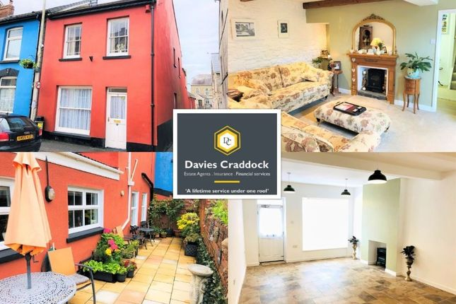 Thumbnail Commercial property for sale in Bridge Street, Kidwelly, Kidwelly