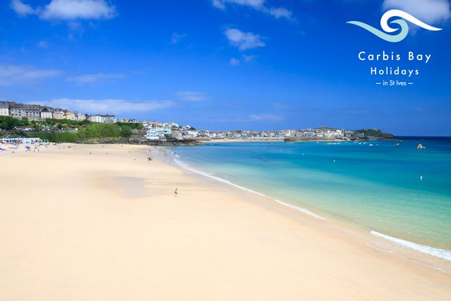 Thumbnail Flat for sale in Carbis Bay, St. Ives