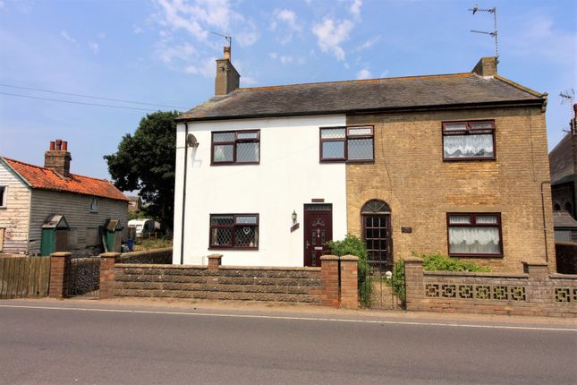 Thumbnail Property for sale in Church Road, Kessingland