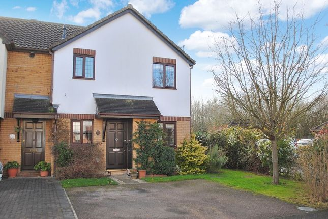 Thumbnail Terraced house for sale in Cromwell Close, Bishop's Stortford