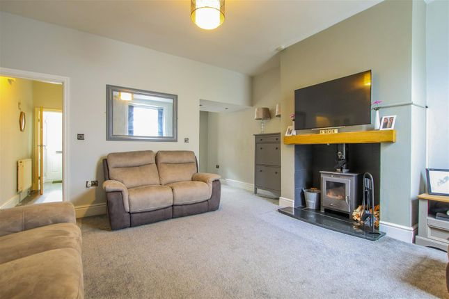 2 bed terraced house for sale in James Street, Great Harwood, Blackburn BB6