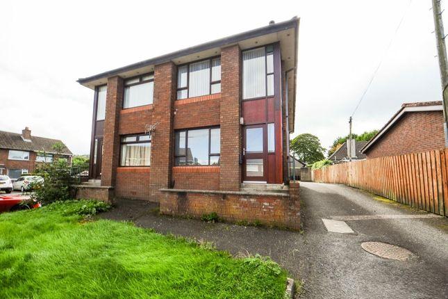 1 bed flat for sale in Braniel Park, Belfast BT5