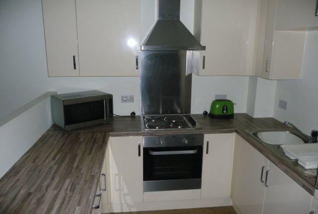 Thumbnail Flat to rent in Bramble Court, Millbrook, Stalybridge