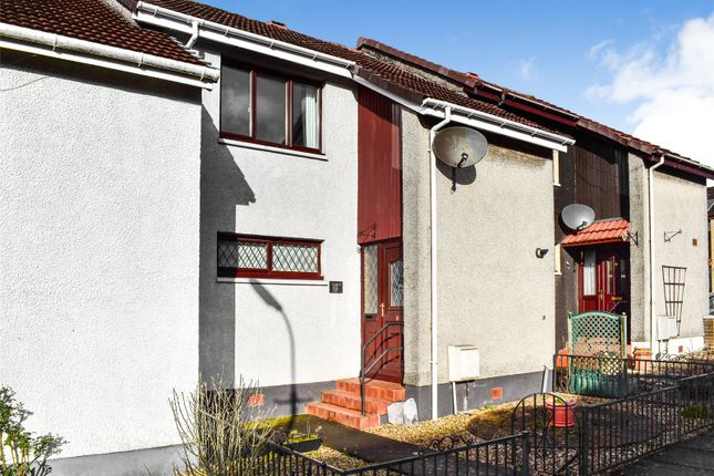 Thumbnail Terraced house for sale in Kellywood Crescent, Kincardine