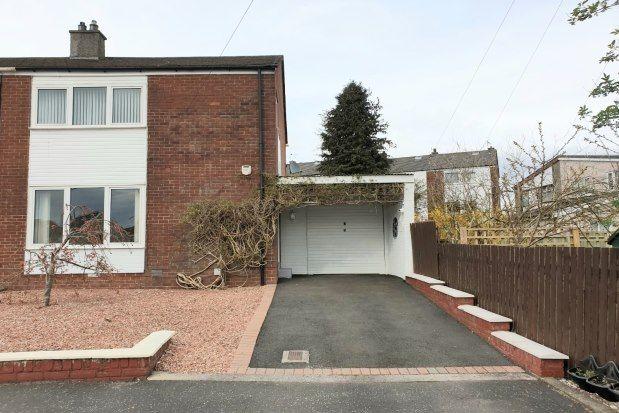 Thumbnail Property to rent in Grougar Drive, Kilmarnock