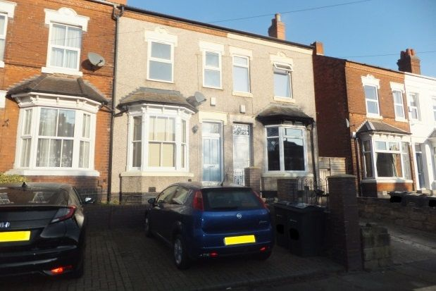 Thumbnail Terraced House To Rent In Somerset Road Erdington Birmingham