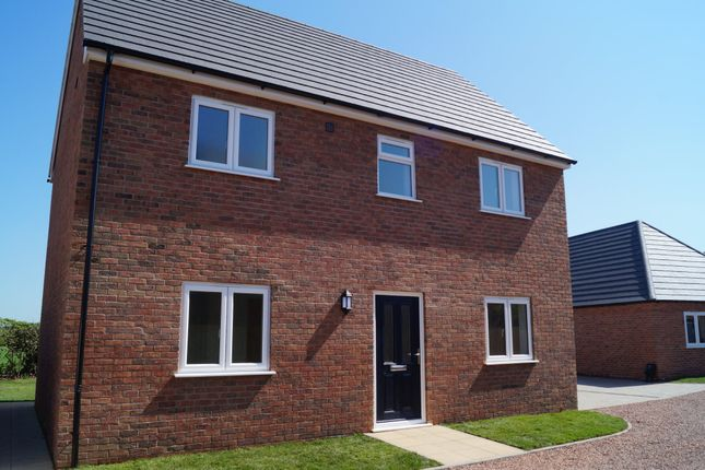 Thumbnail Detached house for sale in Greenhedges Close, Rushwick, Worcester