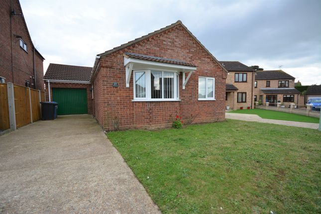 Thumbnail Detached bungalow to rent in Chislehurst Road, Carlton Colville, Lowestoft
