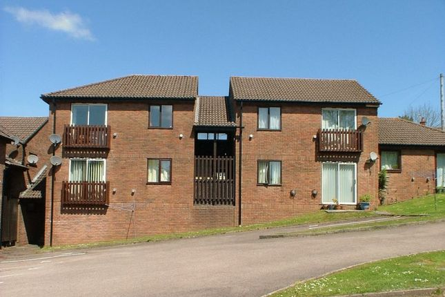 Thumbnail Flat to rent in Old Vicarage Court, Coleford