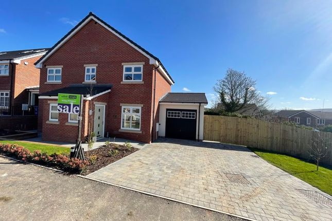 Thumbnail Detached house for sale in Beechwood Gardens, Blackburn