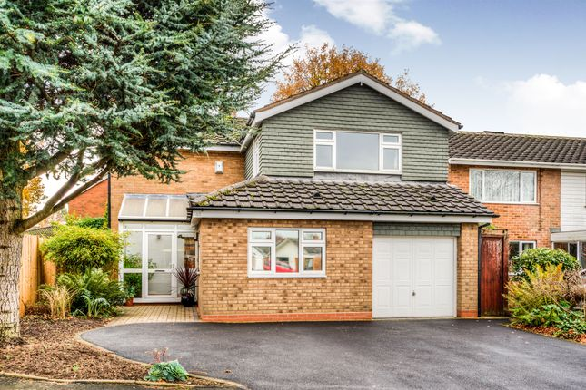 Thumbnail Detached house for sale in Berkeley Road, Kenilworth