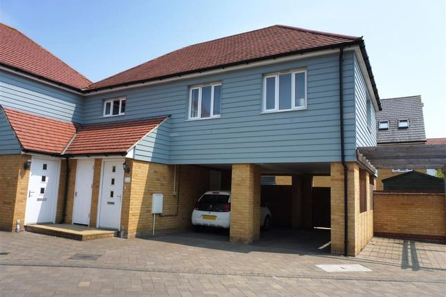 Thumbnail Flat to rent in Godfrey Marchant Grove, Ashford