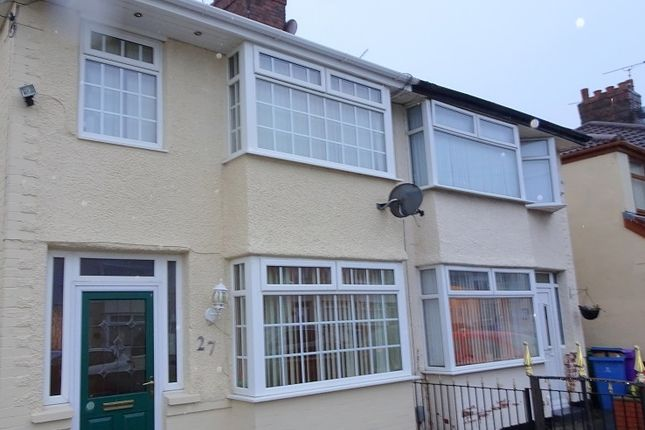 Thumbnail Semi-detached house for sale in Hildebrand Road, Walton, Liverpool