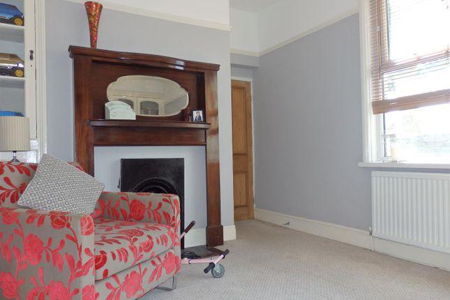 Sitting Room: of College Hill, Llanelli SA15
