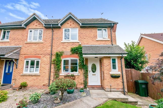Thumbnail Semi-detached house for sale in Hamble Road, Stone Cross, Pevensey