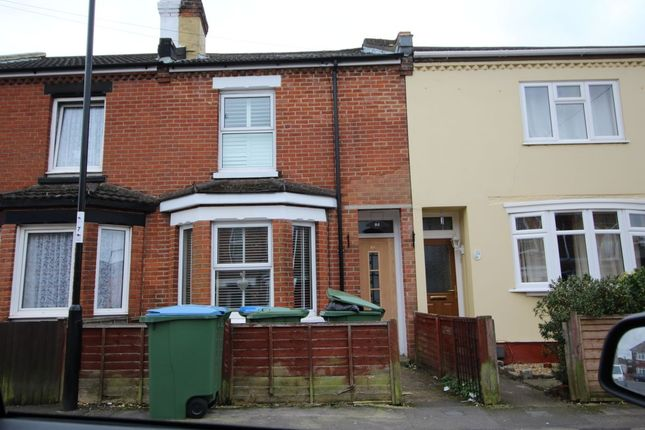 Thumbnail Property to rent in Kingsley Road, Southampton