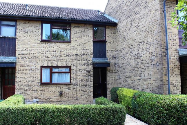 Thumbnail Terraced house for sale in Wellesley Close, Ash Vale