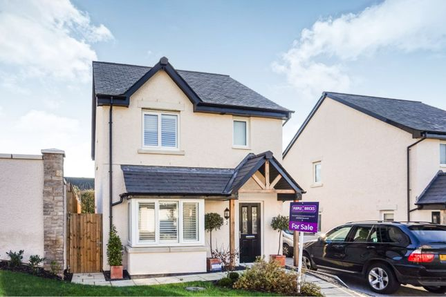 Thumbnail Detached house for sale in Blenkett View, Grange-Over-Sands