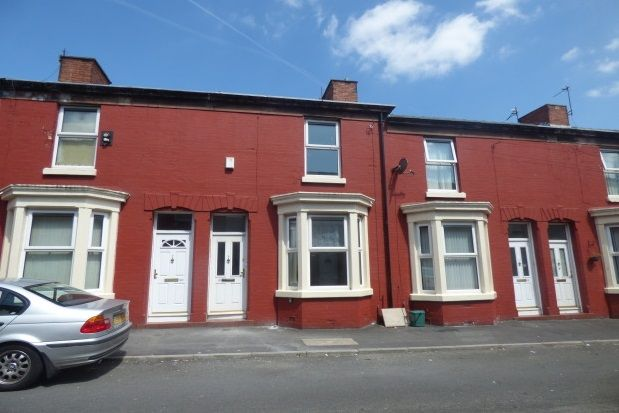 Thumbnail Property to rent in Rossini Street, Liverpool