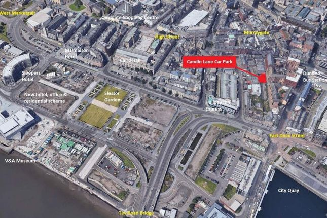 Thumbnail Commercial property for sale in Candle Lane, Dundee