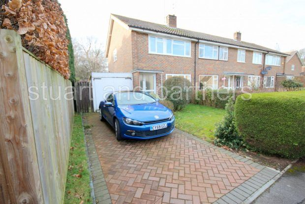 Thumbnail Semi-detached house to rent in Fieldway, Lindfield