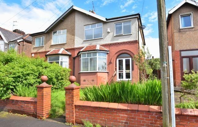 Front of Brownhill Road, Brownhill, Blackburn, Lancashire BB1