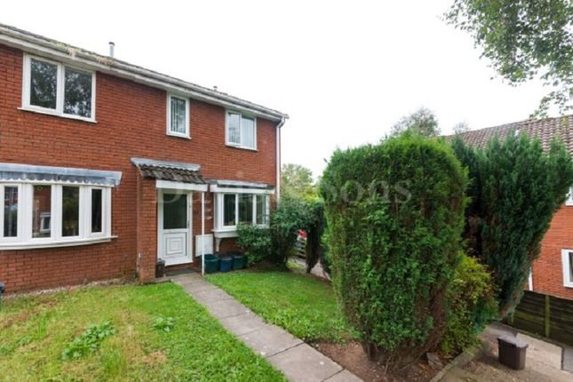 Thumbnail Terraced house to rent in Cwm-Dylan Close, Bassaleg, Newport.