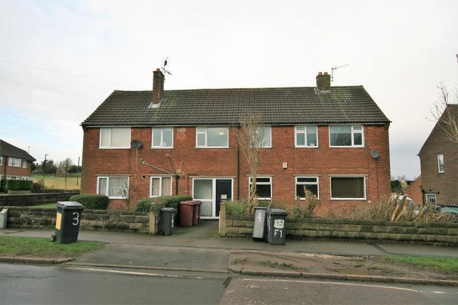 Thumbnail Flat to rent in Barnes Avenue, Dronfield
