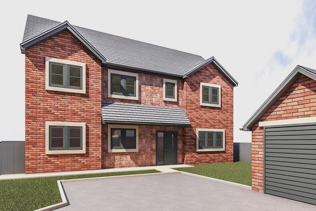 Thumbnail Detached house for sale in Parkett Hill, Scotby, Carlisle