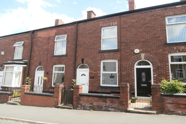 Thumbnail Terraced house to rent in Boston Street, Hyde