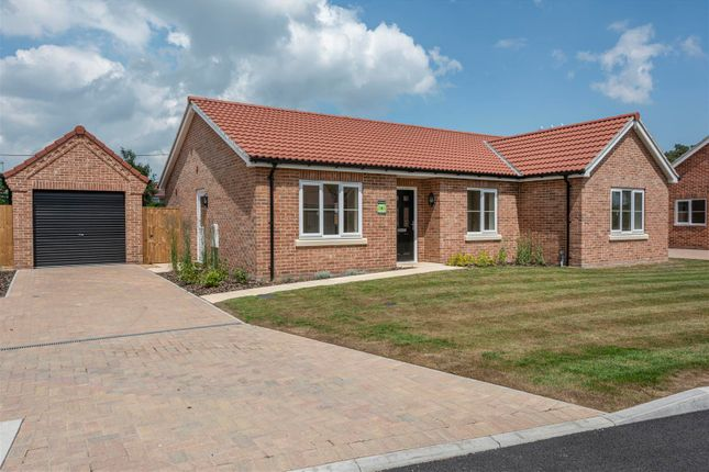 Thumbnail Detached bungalow for sale in Granary Close, Earsham, Bungay