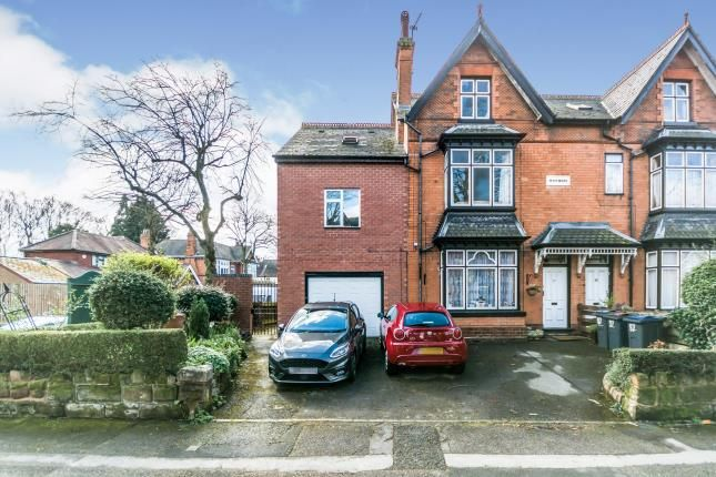 Thumbnail Semi-detached house for sale in Arden Road, Acocks Green, Birmingham, West Midlands